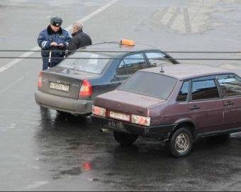 Автоинспекторам не придется приезжать на ДТП