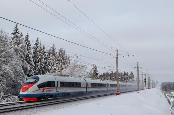 В 1-ый день весны изПетербурга вНижний Новгород отправится 1-ый «Сапсан»