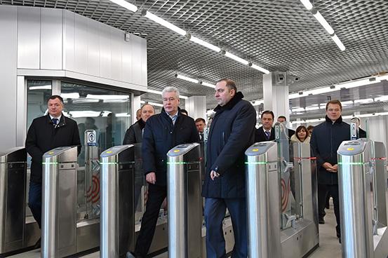 ВТПУ «Люблино» построят два подземных перехода